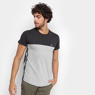 9f1a19163d Camiseta RG 518 Long Listra Lateral Masculina
