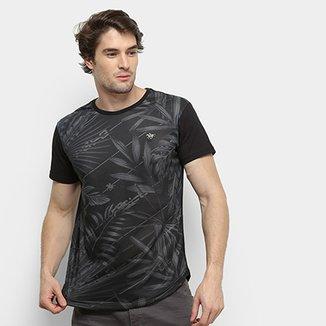 785615b18 Camiseta Polo RG 518 Folhagem Masculina