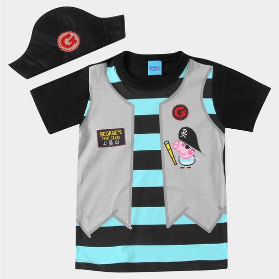 Camiseta Malwee George Chapéu de Pirata - Compre Agora   Zattini 302b105538