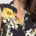 5ad5950a4 Vestido Malwee Chemise Floral   Zattini