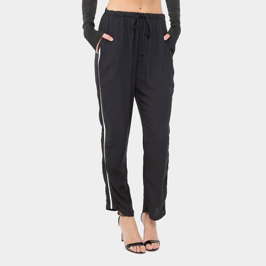 b9a408b5d Calça Malwee Pijama Listra Lateral Feminina - Compre Agora