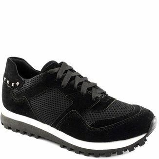 8deb31ca0 Tênis Infantil Sneaker Sapato Show Camurça 16240 Feminino
