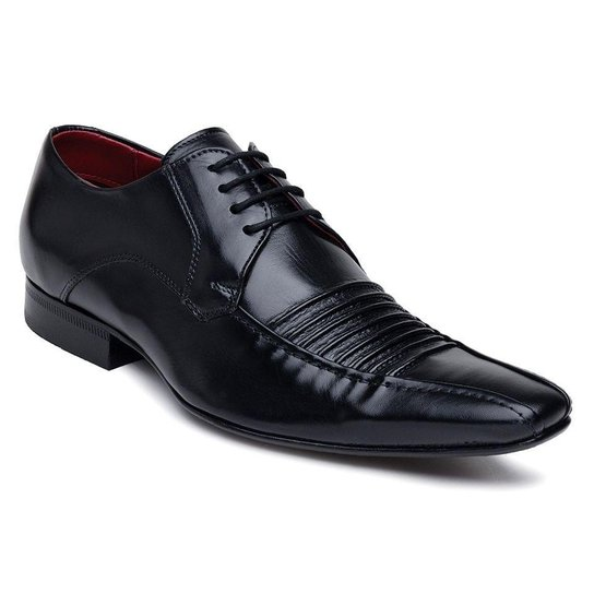 3e38ebb1cb Sapato Oxford PVH Social Masculino Cadarço Sola Couro - Compre Agora ...