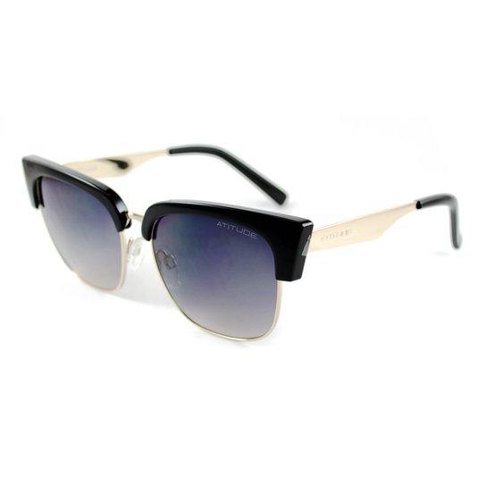 Óculos Atitude - AT5377 A01 - Preto - Compre Agora   Zattini d344af1a2f
