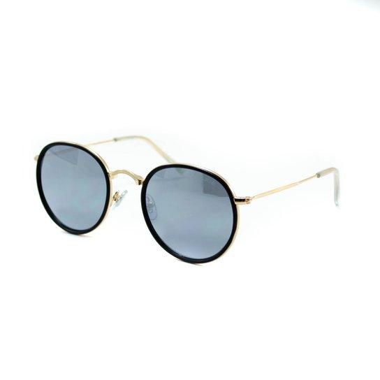 Óculos de Sol Atitude - AT3192 04B - Preto - Compre Agora   Zattini a204971e41