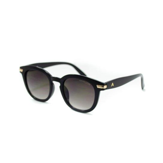 Óculos de Sol Atitude - AT5366 G21 - Preto - Compre Agora   Zattini 7ca19467e4