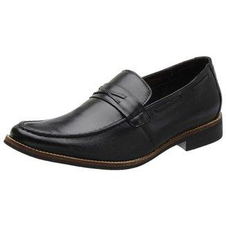 87af1f89b Sapato Casual Couro Stefanello Masculino