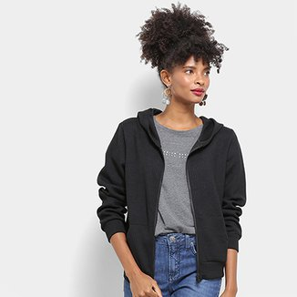 3fce48d45 Moletom Lily Fashion Textura Feminino