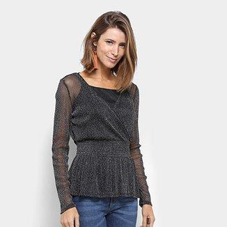 22eedc9cd Blusas Femininas - Compre Blusinhas da Moda