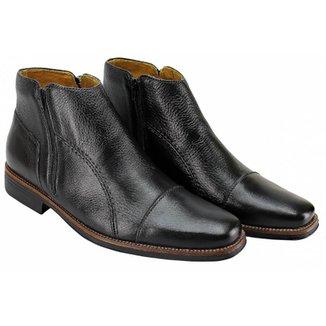 5ba61b212e Bota Dress Boot Masculina Sandro Moscoloni Village
