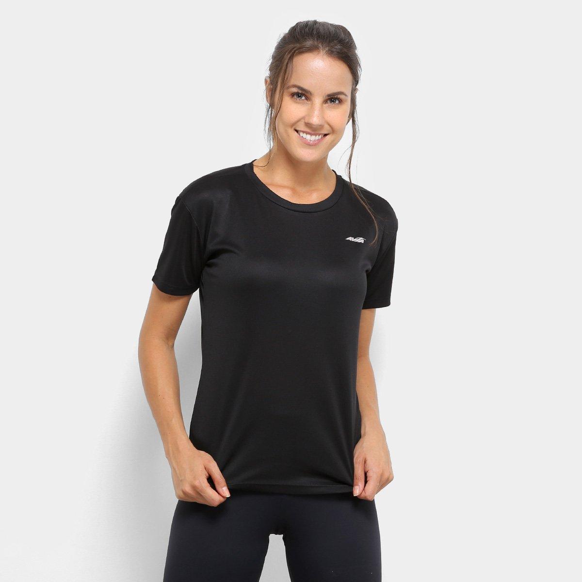 Camiseta Avia Marie Feminina c2a620363a7e9