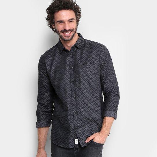 e63f97efd9 Camisa MCD Wallpaper Masculina - Compre Agora