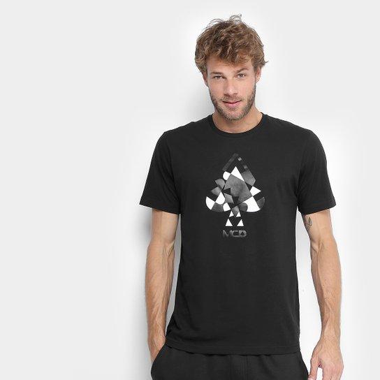 d61b761f67c05 Camiseta MCD Regular Mosaic Masculina - Compre Agora