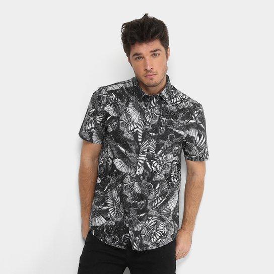 Camisa MCD Mc Birdboom Masculina - Preto - Compre Agora  d247a22a32d