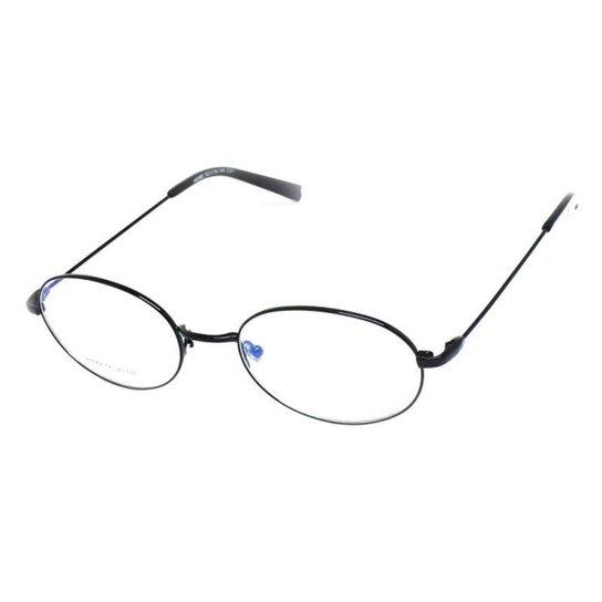 Armação De Óculos De Grau Casual Cannes 0062 T 52 C Masculino - Preto c980f964d0