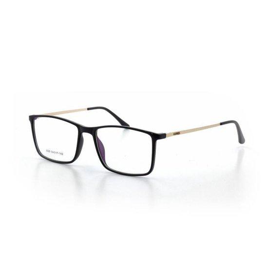 34b32b8d3872e Armação De Óculos De Grau Cannes 029 T 54 C 1 Masculino - Compre ...