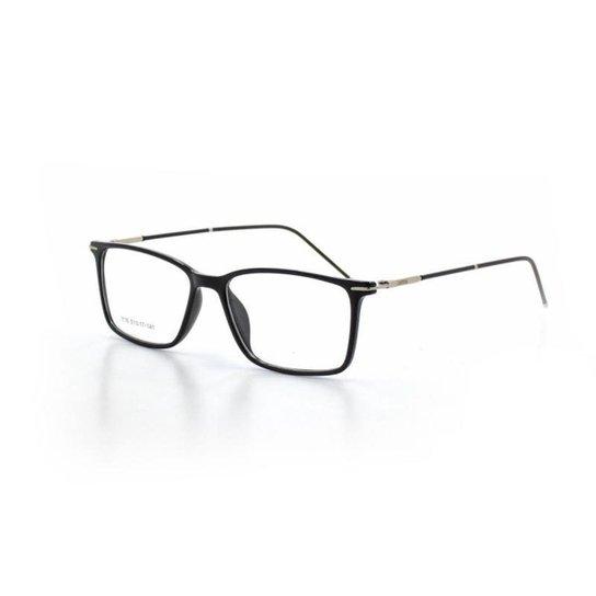 61d6ebe713d8d Armação De Óculos De Grau Cannes 16 T 51 C 1 Masculino - Compre ...