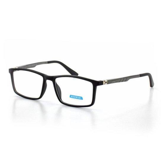 935cc60779748 Armação De Óculos De Grau Cannes 5015 T 55 C 4 Masculino - Compre ...