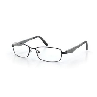 11cef584c Armação De Óculos De Grau Cannes 6180 T 55 C 1 Masculino Metal