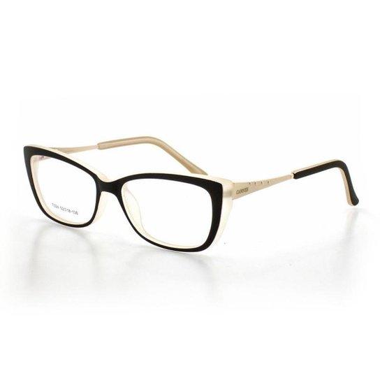 39b7e4f5d1135 Armação De Óculos De Grau Cannes 024 T 52 C 4 Feminino - Compre ...
