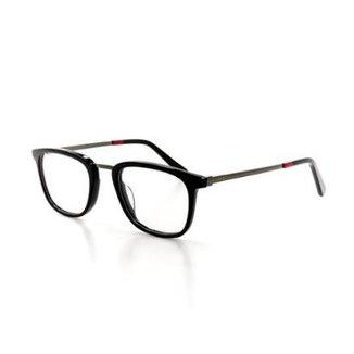 Armação De Óculos de Grau Cannes 3393 T 50 C 2 Masculino 3ad6714e54