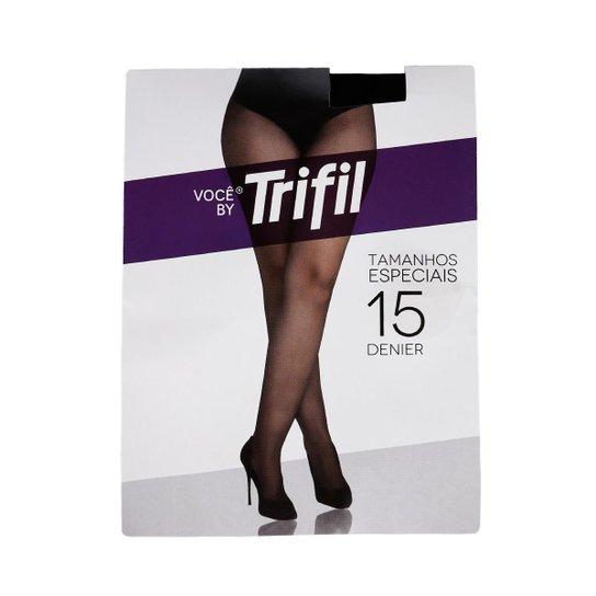 afac01487 Meia-Calça Fio 15 Trifil - Preto - Compre Agora