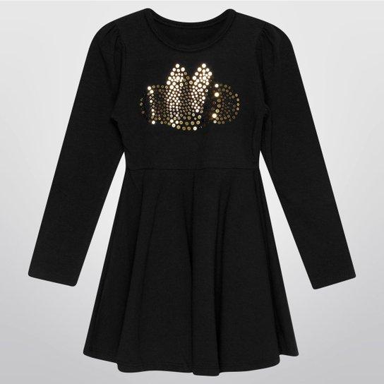 4e692cfb4e Vestido Lilica Ripilica Malha Infantil - Compre Agora