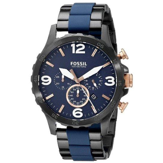Relogio Fossil - Jr1494 - Compre Agora   Zattini b4d96fa3fd