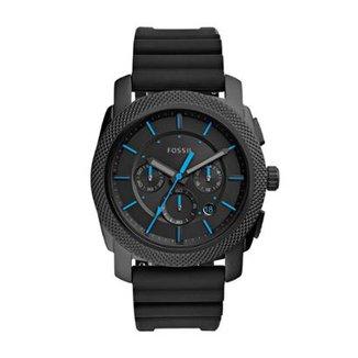 3445abe520c Relógio Fossil Masculino Machine - FS5323 8PN FS5323 8PN