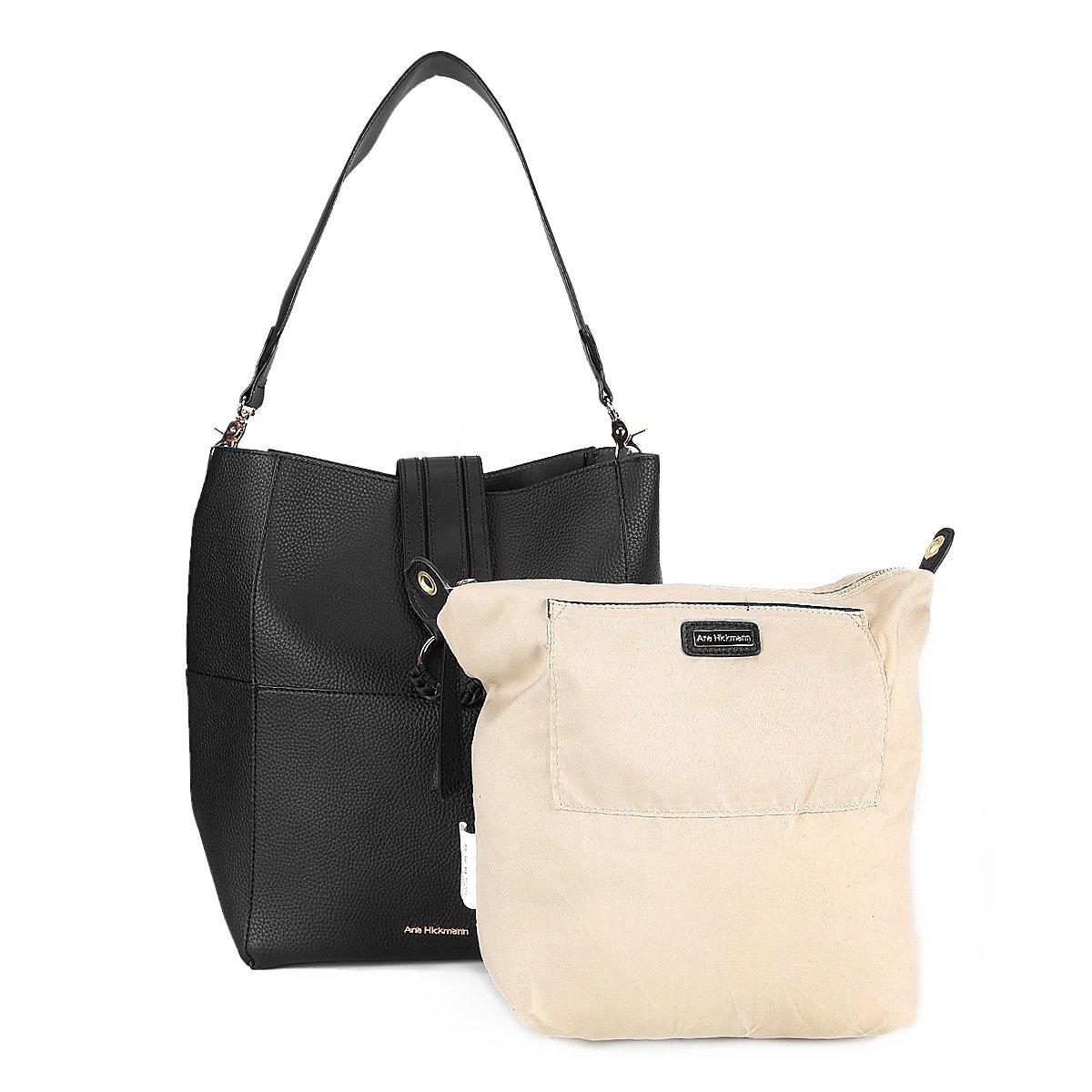 05b9602ecda9b Bolsa Ana Hickmann Handbag Nécessaire Feminina