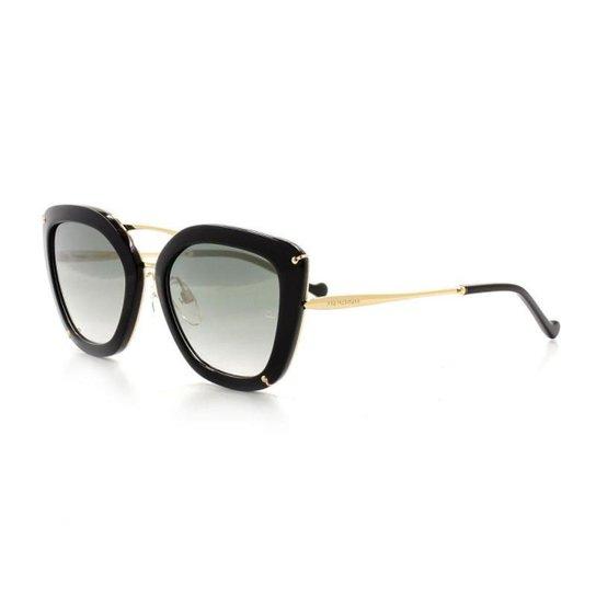 Óculos De Sol Ana Hickmann 3174 T 54 C A01 Clássico - Compre Agora ... 596bf5897c