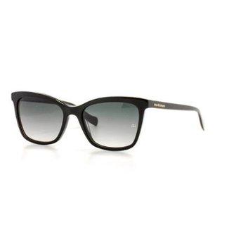 8919cf62f Óculos de Sol Ana Hickmann Quadrado Proteção UV Feminino