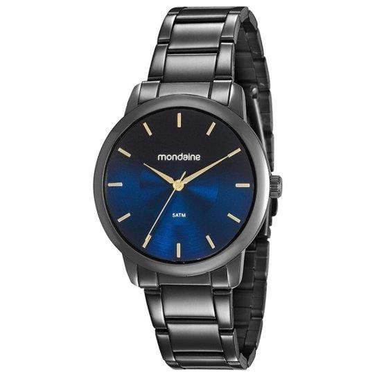 ead60f9880d Relógio Feminino Mondaine 53606LPMVPE5 Pulseira Aço - Compre Agora ...