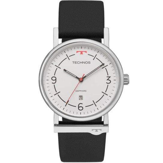 Relógio Technos Unissex Slim - 9U13AC 1B 9U13AC 1B - Compre Agora ... dc926297bc