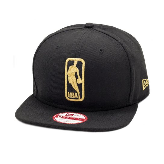 498a1ba3d708a Boné New Era Snapback Original Fit NBA Logo - Compre Agora
