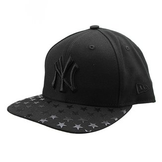 Boné New Era MLB New York Yankees Aba Reta Stellar 7e982cd8e98