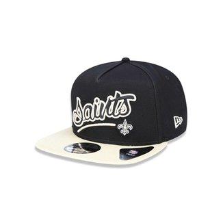 Boné 950 Original Fit New Orleans Saints NFL Aba Reta Snapback New Era ca62e194ea3