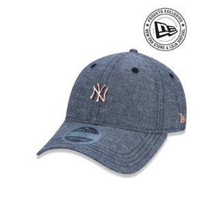 39b46ff916b72 Boné 920 New York Yankees MLB Aba Curva New Era