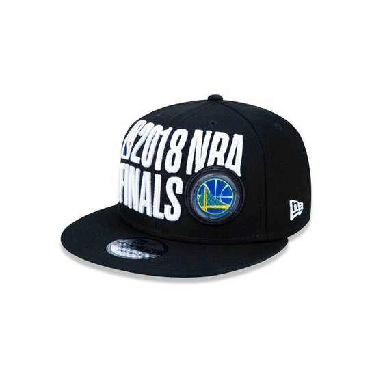 Boné 950 Golden State Warriors NBA Aba Reta New Era - Preto - Compre ... 0c77826b6f4