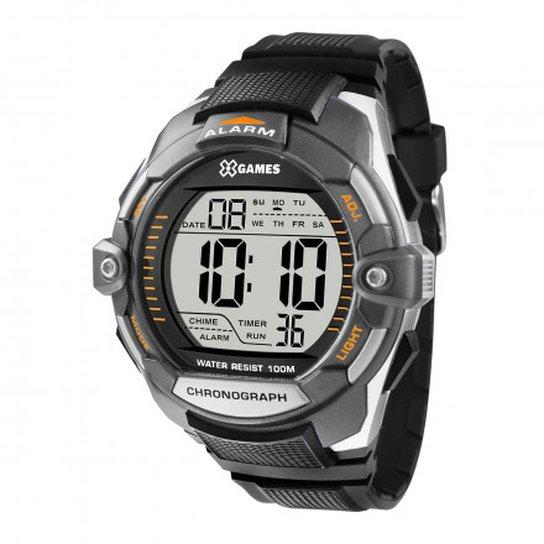d375a20df88 Relógio XGames - Preto - Compre Agora