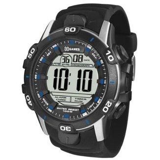 a470e6bb6e9 Relógio Masculino X-Games Digital Xmppd457 Bxpx