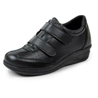 46419a721f Sapato Conforto Pizaflex Confort Antistress Feminino