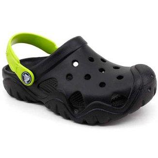 785e87a80 Crocs Clog Infantil SwiftwaterFeminino
