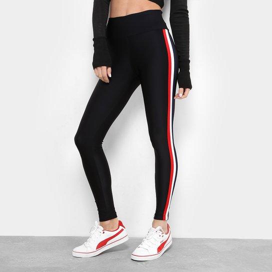 Calça Legging Chaire Listra Lateral Feminina - Compre Agora  d709887519895