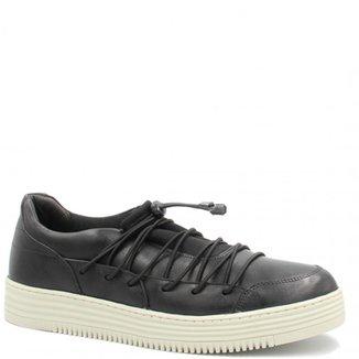 9fe4c5c6f6 Sapatênis Zariff Shoes em Couro Masculino