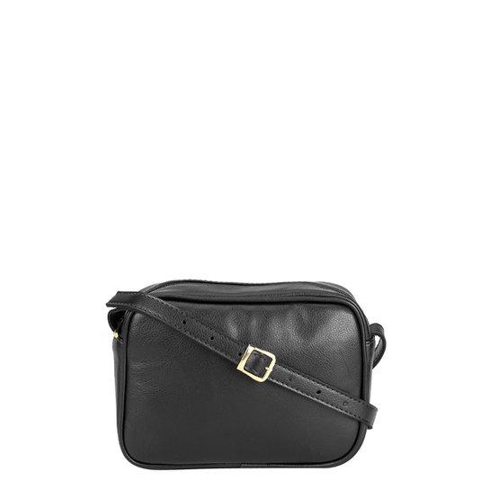 2f6f422855 Bolsa Dergham Mini Bag Quadrada Transversal Feminina - Preto ...