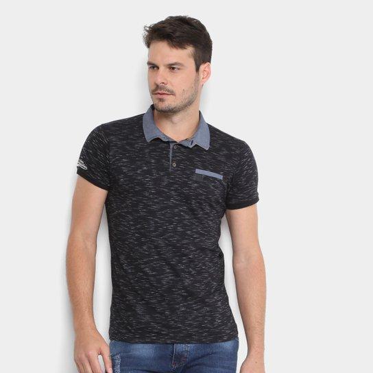 a93879de3c Camisa Polo Gangster Mescla Masculina - Compre Agora