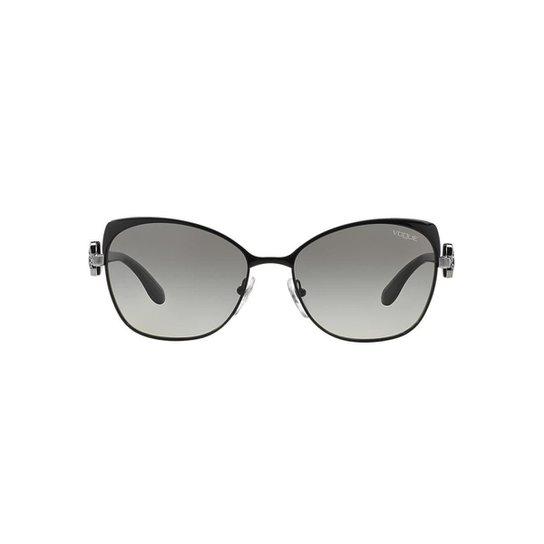 Óculos de Sol Vogue Gatinho VO3967S Feminino - Compre Agora   Zattini f72ef88626