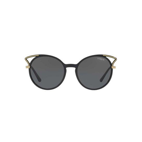 ef11adb7e3050 Óculos de Sol Vogue Redondo VO5136S Feminino - Compre Agora   Zattini
