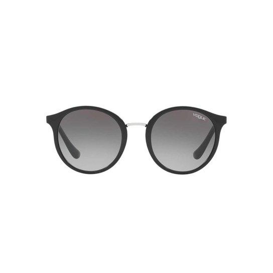Óculos de Sol Vogue Redondo VO5166S Feminino - Compre Agora   Zattini fd004395bd